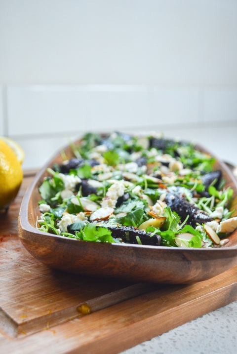 Beetroot_Almond_Feta_Coriander_Salad-10