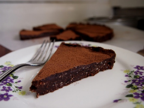 Petite Kitchen_Raw Chocolate Tort