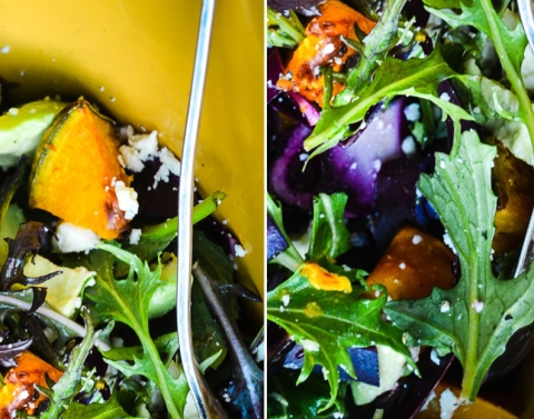 Shredded Red Cabbage and Pumpkin Salad_04